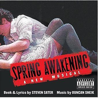 Various Artists - Spring Awakening [Original Cast Recording] [CD] USA import