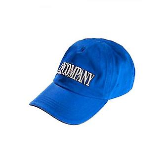C.P. Company Undersixteen Royal Blue Baseball Cap