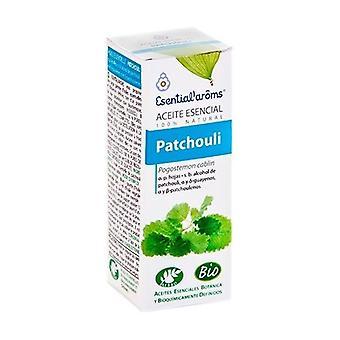 Bio Patchouli Essential Oil 10 ml