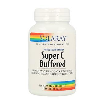 Super Bio C Buffered 100 vegetable capsules