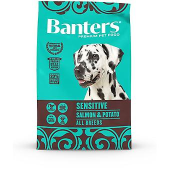 Banters Adult Sensitive (Dogs , Dog Food , Dry Food)