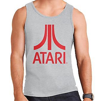 Atari Klassisk Rød Logo Herre's Vest