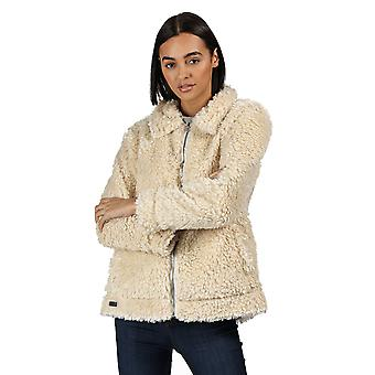Regatta Womens Akasha Full Zip Taffeta Lined Fleece Jacket