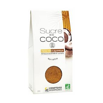 Coconut sugar 200 g of powder