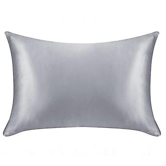 Mulberry Silk Multicolor Zipper Pillowcases For A Healthy Standard Queen King
