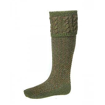 House of Cheviot Country Socks Reiver ~ Scotspine