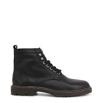 Docksteps men's ankle boots side zip