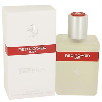 Ferrari Red Power ICE 3 Eau de Toilette spray de Ferrari