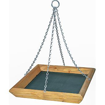 CJ Wildlife Square Feeding Table Hanging (fsc)
