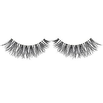 Bliss False Eyelashes - #21 / Black - Elegant 3D Effect Luscious Lashes