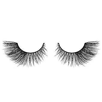 Velour Multi Layered False Mink Eyelashes - T Dot Oooh! - Natural Length