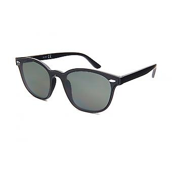 Sunglasses Unisex Cat.3 Green Lens (19-066)