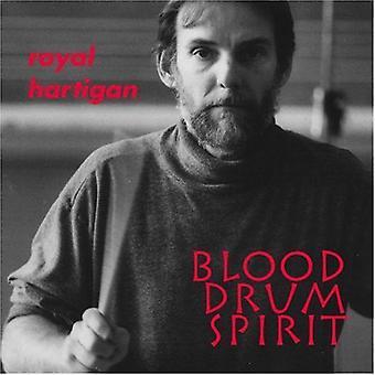 Royal Hartigan - Blood Drum Spirit [CD] USA import