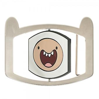 Belt Buckle - Adventure Time - Jake & Finn Reversible Buckle bb0kpkadv