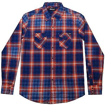 Replay Shirts Replay Check Western LS Shirt