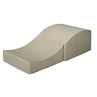 Sex Sofa klappbar aus weiß