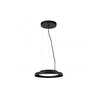 Dolme Led Black Pendant Lamp