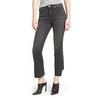 Hudson | Holly High Rise Crop Flare Jeans