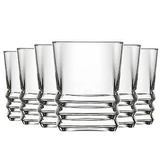 LAV Elegan Liqueur Shot Glasses - 80ml - Pack de 6