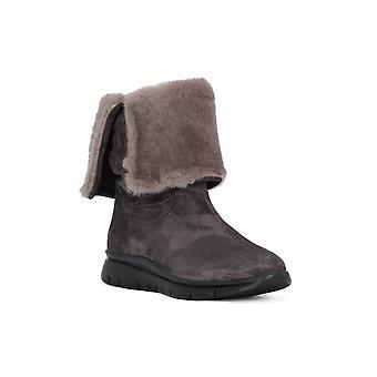 Frau waxy blackboard boots