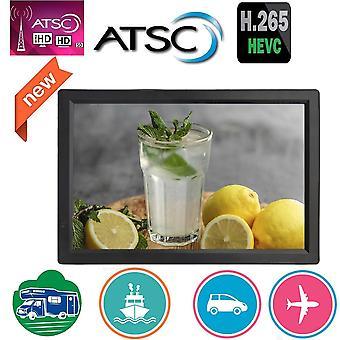 Mini portátil incorporado en tv Atsc-t sintonizador digital Atsc decodificador soporta