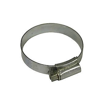 Faithfull 2 Stainless Steel Hose Clip 40 - 55mm FAIHC2SSB