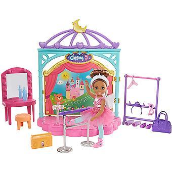 Barbie Club Chelsea Doll Balett Playset