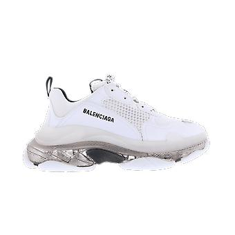 Balenciaga Fabric Sneaker Rubber Sole White 541624W2GS19012 shoe