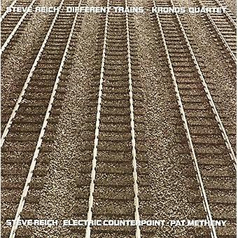 Steve Reich - Different Trains / Electric Counterpoint [Vinyl] USA import