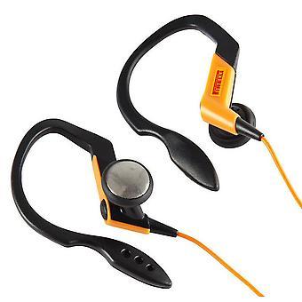Pirelli Ear Clip Sports Headphone Black / Orange