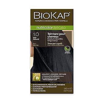 Delicato 1.0 natural black 140 ml (Black)