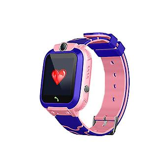 Children Smart Watch Camera Lighting Touch Screen Sos Call Tracking Emplacement