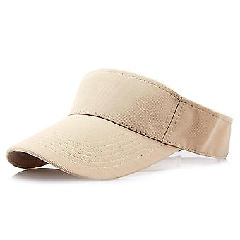 Men/women Sport Headband Classic Adjustable Sun Sports Visor Hat, Baseball Cap