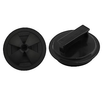 YANGFAN Mount Garbage Disposal Stopper und Splash Guard