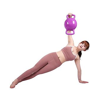 Kettlebell Yoga Fitness Equipment Water Injection For Weight Gain, Easy To Carry And Fast To Use, A Variety Of Colors To Choose From
