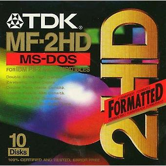 Diskety Tdk 3,5in ds/hd (t06050)