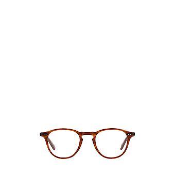 Garrett Leight HAMPTON demi blonde unisex eyeglasses