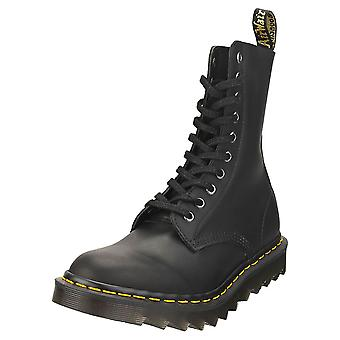 Dr. Martens 1490 Rp Crossroads Womens Casual Boots in Black