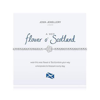Joma Smykker En Wee Blomst Av Skottland Armbånd 1502