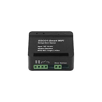 Smart Wifi Garage Door Opener Controller, App Remote Control From Anywhere,  No