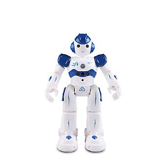 Rc Intelligent Robot Multi-function Charging Remote Control (white)
