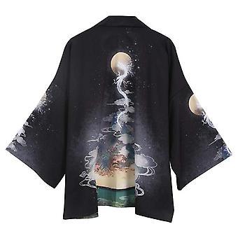 Hagyományos japán Kimonos kardigán pár
