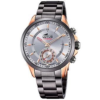 Lotus hybrid 18808/1 Watch for Analog Quartz Men with Stainless Steel Bracelet 18808/1