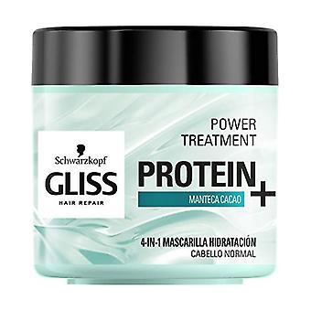 Nourishing Hair Mask Gliss Protein Schwarzkopf Normal hair (400 ml)