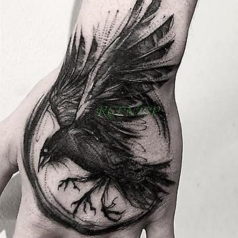 Waterproof Temporary Eagle Wing Fake Tattoo Sticker