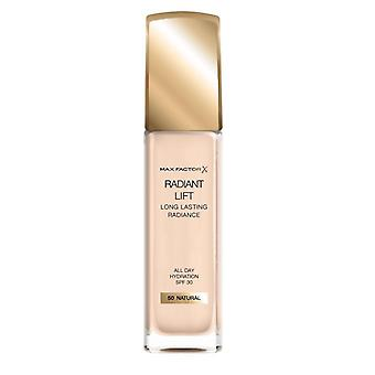 Max Factor Radiant Lift Foundation 30ml - 50 Natur