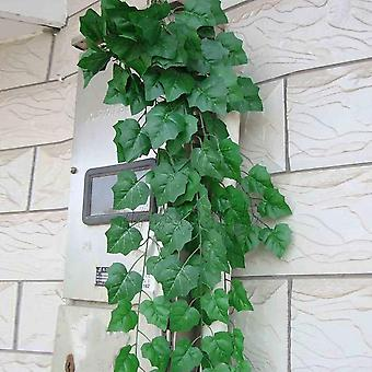 2m Artificial Ivy Foliage Leaf Plant