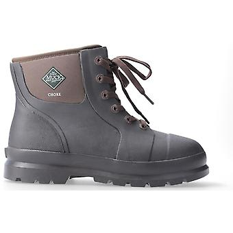 Muck boots unisex chore classic lace-up boots brown 31763