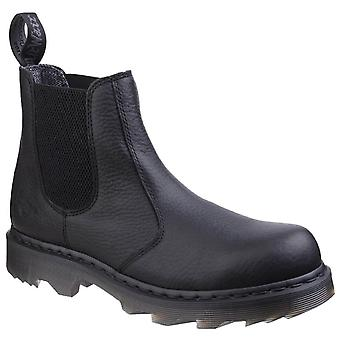Dr martens howden service safety boots mens
