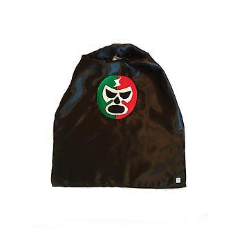 Luchador Rojo + Verde - Red + Green Mexican